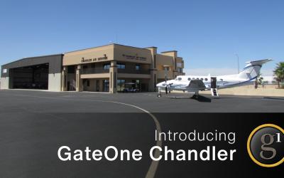 GateOne Acquires Chandler Air Service (KCHD)